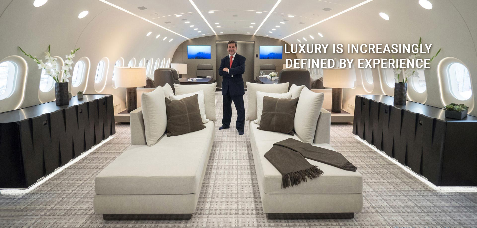 luxury is increasingly defined by experience