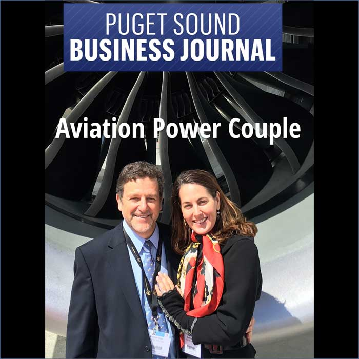 Aviation Power Couple